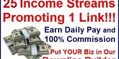 Cash Downline Builder